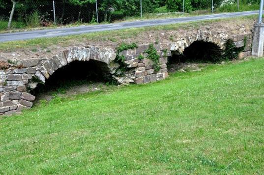 Le Pont avant les travaux
