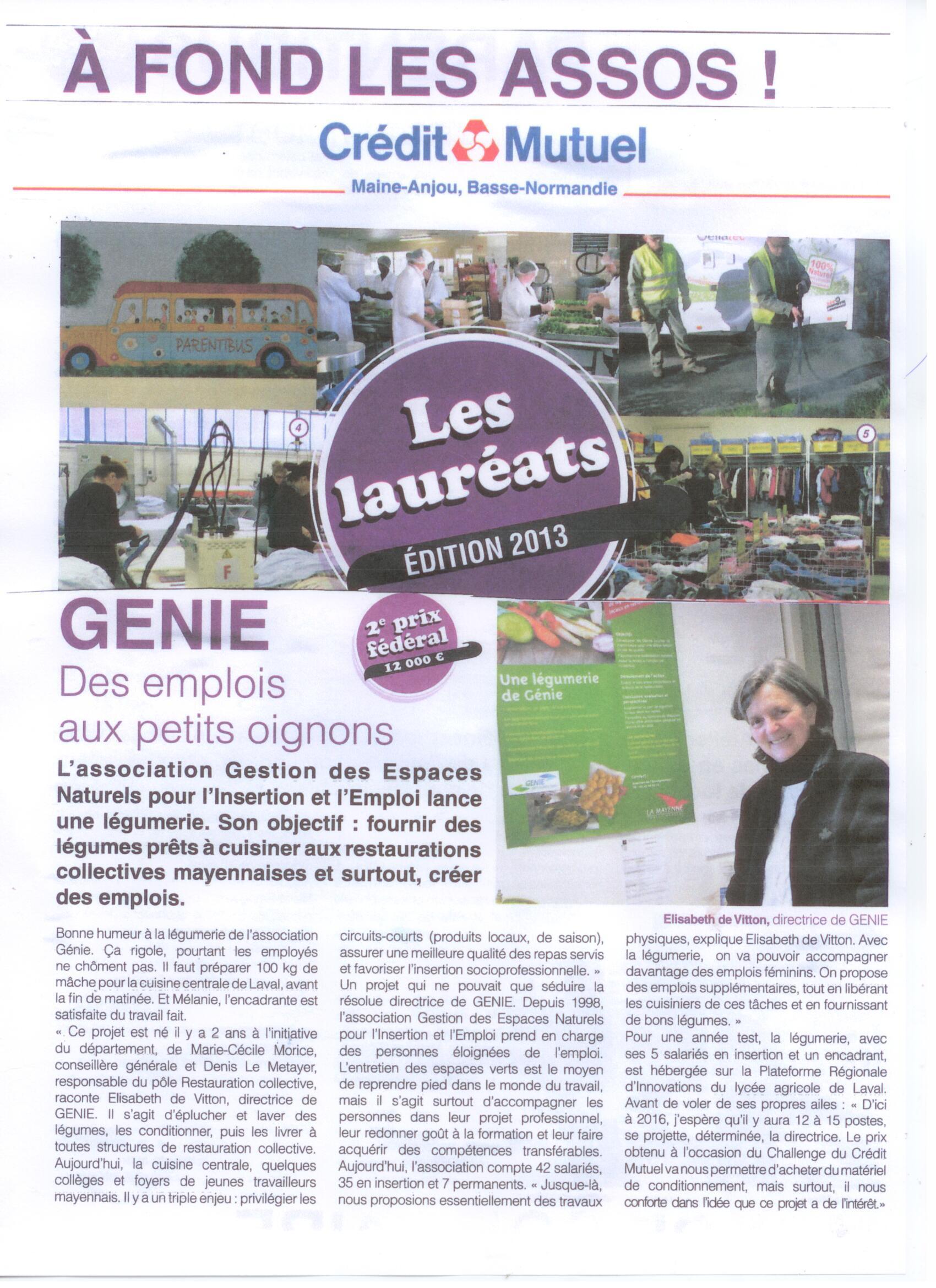 Article Crédit Mutuel - 2014 001